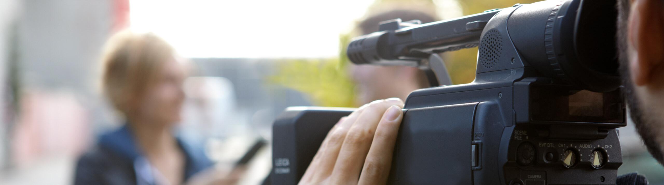Initiative Vaircon - Versicherungen für Presseberufe - Filmer