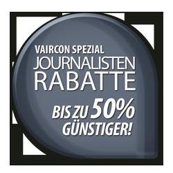 Rabatte für Presseberufe - Initiative Vaircon
